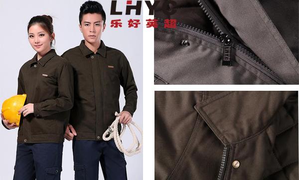 陕西冬季工作服定做--就选乐好英超工作服!