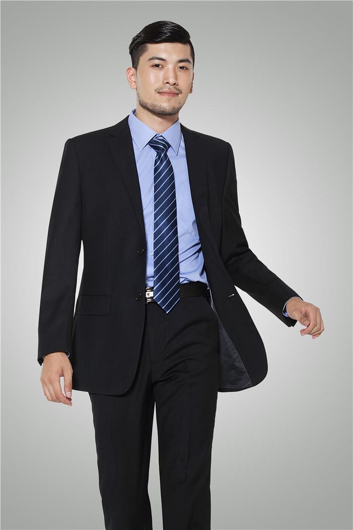 男士西服商务职业装 - H100401 - 乐好英超