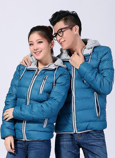 冬季工作服-蓝色棉衣YC99L-502A