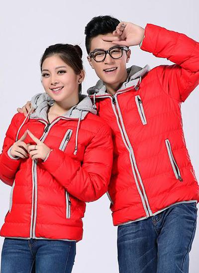 冬季工作服-红色棉衣YC99L-500A